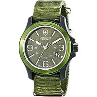 Deals on Victorinox Original Mens Quartz Military Watch