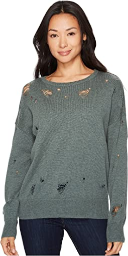 Carlton Distressed Sweater
