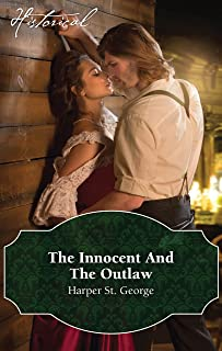 The Innocent And The Outlaw (Outlaws of the Wild West Book 1)