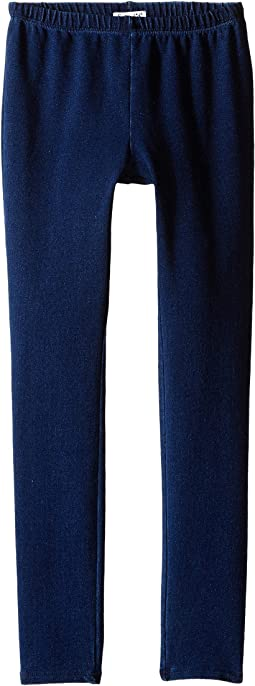 Splendid Littles - Indigo Knit Leggings (Big Kids)