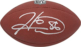 Hines Ward Signed Wilson Limited Full Size NFL Football