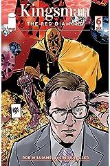 Kingsman: The Red Diamond #6 Kindle Edition