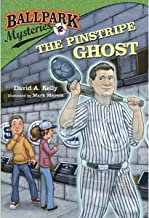 The Pinstripe Ghost: Ballpark Mysteries, Book 2