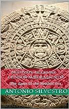 Neo wave necklace – Crimson aurora (bead I): The dawn of the NeoZoic Era
