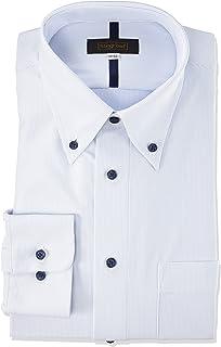 [スティングロード] ワイシャツ 超形態安定 ノーアイロンシャツ ボタンダウン カッタウェイ ニットシャツ クールビズ メンズ