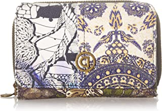 Desigual Accessories Fabric Medium Wallet, Donna