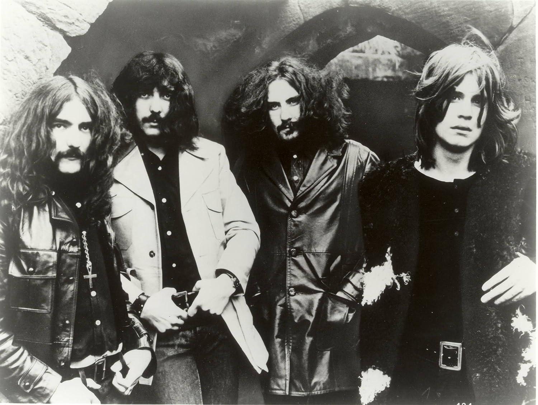 Black Sabbath Photo Ozzy Osbourne Metal Rock Photos 8x10 Max 58% OFF Max 55% OFF Music