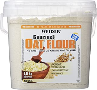 JOE WEIDER VICTORY OAT GOURMET FLOUR BAG 1 kg (Neutro ...