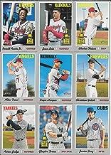 2019 Topps Heritage Baseball Complete Base Set 400 Cards