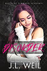 Disorder: A Dark High School Romance (Elite of Elmwood Academy Book 2) (English Edition) Format Kindle
