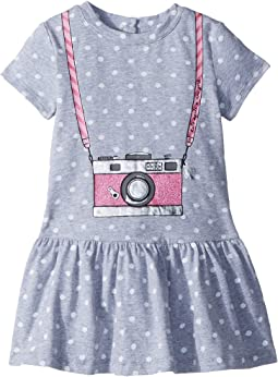 Kate Spade New York Kids Camera Dress (Toddler/Little Kids)