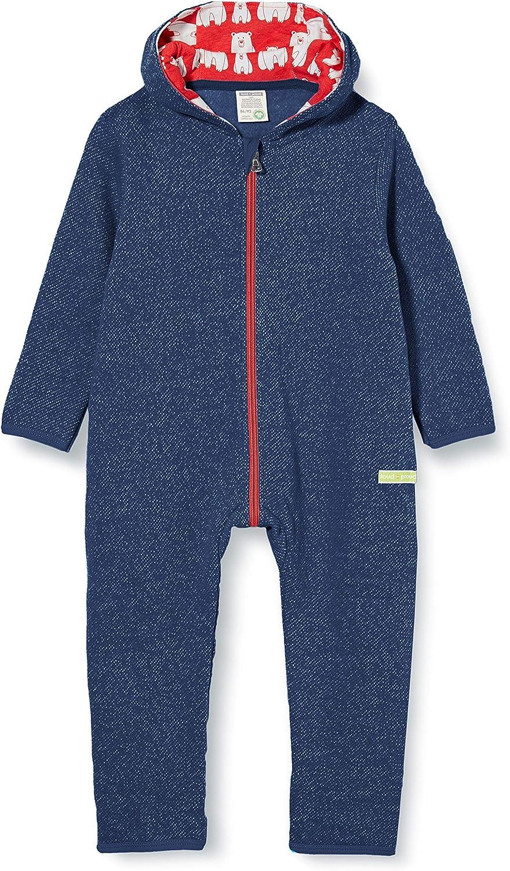 proud Unisex Kids Overall Melange Strick Jumpsuit loud