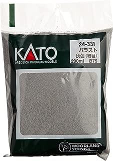 Kato 24-331 Ballast Gray
