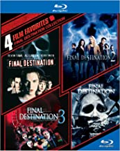 4 Film Favorites: Final Destination Collection [Blu-ray]