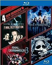 Final Destination Collection: 4 Film Favorites ( Final Destination Collection 1 / Final Destination Collection 2 / Final Destination Collection 3 /Final Destination Collection 4)