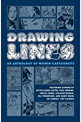 Drawing Lines: An Anthology of Women Cartoonists (English Edition) Format Kindle