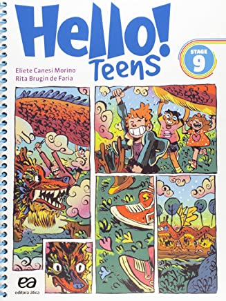 Hello! Teens. Stage 9