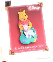 Hallmark Keepsake Ornament Babys First Christmas Winnie The Pooh Collection 2005