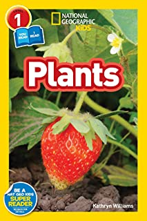 National Geographic Kids Readers: Plants