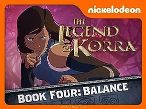 The Legend of Korra Book 4