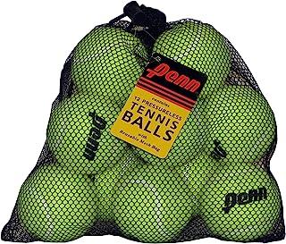 Penn Pressureless Tennis Balls - Non-Pressurized Training/Practice Tennis Balls