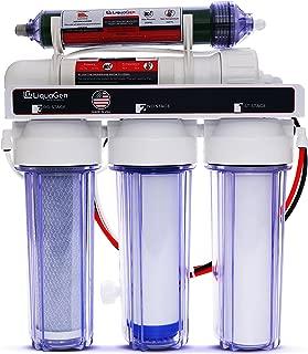 LiquaGen – 5-Stage Reverse Osmosis and Deionization RO/DI | Aquarium Reef Water..