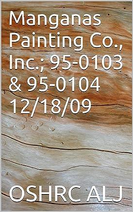 Manganas Painting Co., Inc.; 94-0588; 03/23/07