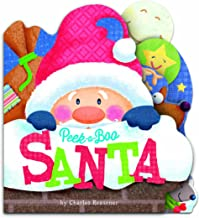 Peek-a-Boo Santa (Charles Reasoner Peek-a-Boo Books)