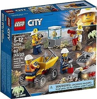 LEGO City Miniera, Multi-Colour