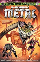 Tales from the Dark Multiverse: Dark Nights Metal (2020-) #1 (Tales from the Dark Multiverse (2019-))