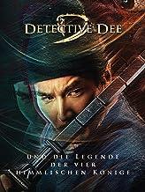 Detective Dee und die Legende der vier himmlischen Könige d