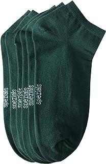 Weri Spezials, Calcetines deportivos para hombre, 3 unidades, en 8 colores, de algodón, 3 pares