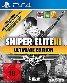 Sniper Elite 3 - Ultimate Edition - Playstation 4 - [Edizione: Germania]