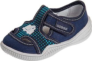 Viggami - Zapatillas de estar por casa para niño con cierre