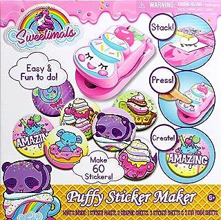 Tara Toys - Sweetimals: Puffy Sticker Maker
