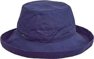 Scala Women`s Medium Brim Cotton Hat