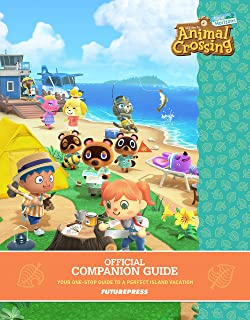 Animal Crossing: New Horizons Official Companion Guide