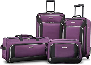 american tourister bag set