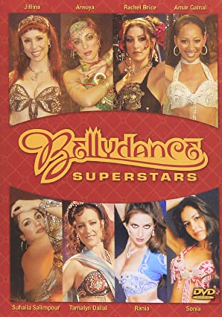 Amazon.com: Bellydance Superstars : Rania Bossonis, Suhaila ...