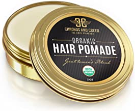 Chronos And Creed – Certified Organic Hair Pomade
