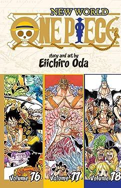 One Piece (Omnibus Edition), Vol. 26: Includes vols. 76, 77 & 78 (26)
