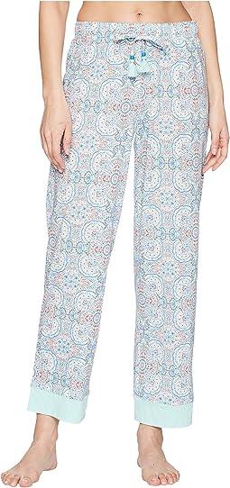 Printed Long Pants