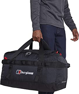 Lightweight Water Resistant Tear Resistant FANTAZIO Gray Wolf Sports Bag Packable Travel Duffle Bag