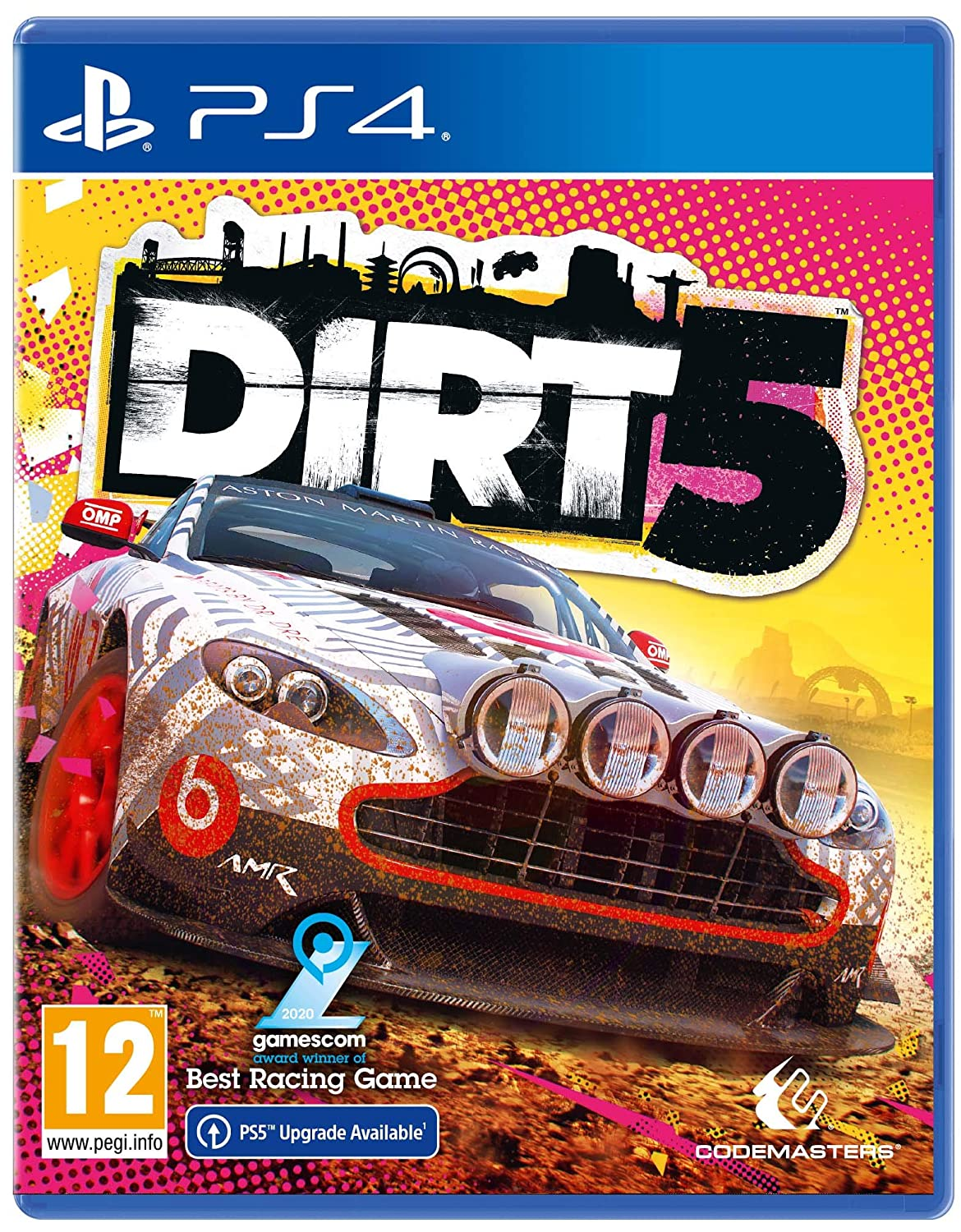Super intense SALE DIRT 5 PS4 Year-end gift