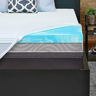 Best cooling memory foam mattress topper king Reviews