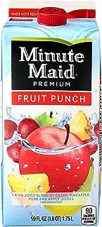 Minute Maid Premium Fruit Punch, 59 Fluid Ounce