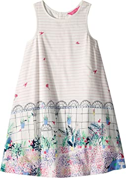 Joules Kids - Printed Woven Dress (Toddler/Little Kids)