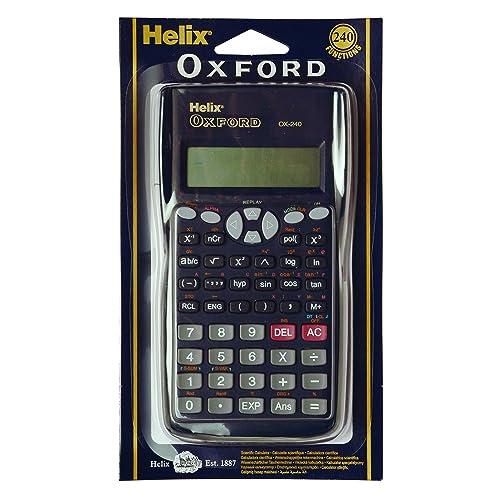 Helix RC2072 Oxford Scientific Calculator