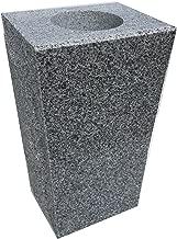 Upstate Stone Works Granite Vase Tapered (5