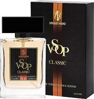 VSOP Agua de tocador (EDT) para Hombres 95 ml - NUEVA Fragancia para Él La mejor idea para hacer un regalo (CLASSIC)